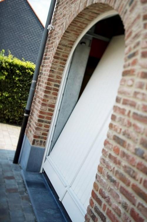 Porte de garage Profel à Liège