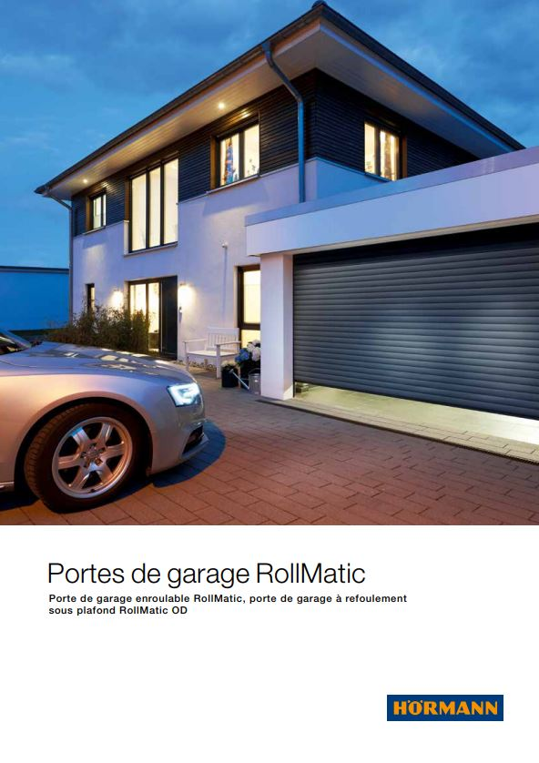 Portes de garage RollMatic Hormann