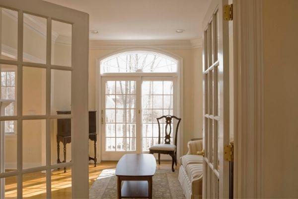 Portes et fenêtres - Châssis en bois